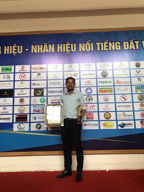 Điện Biên Food nhận cúp